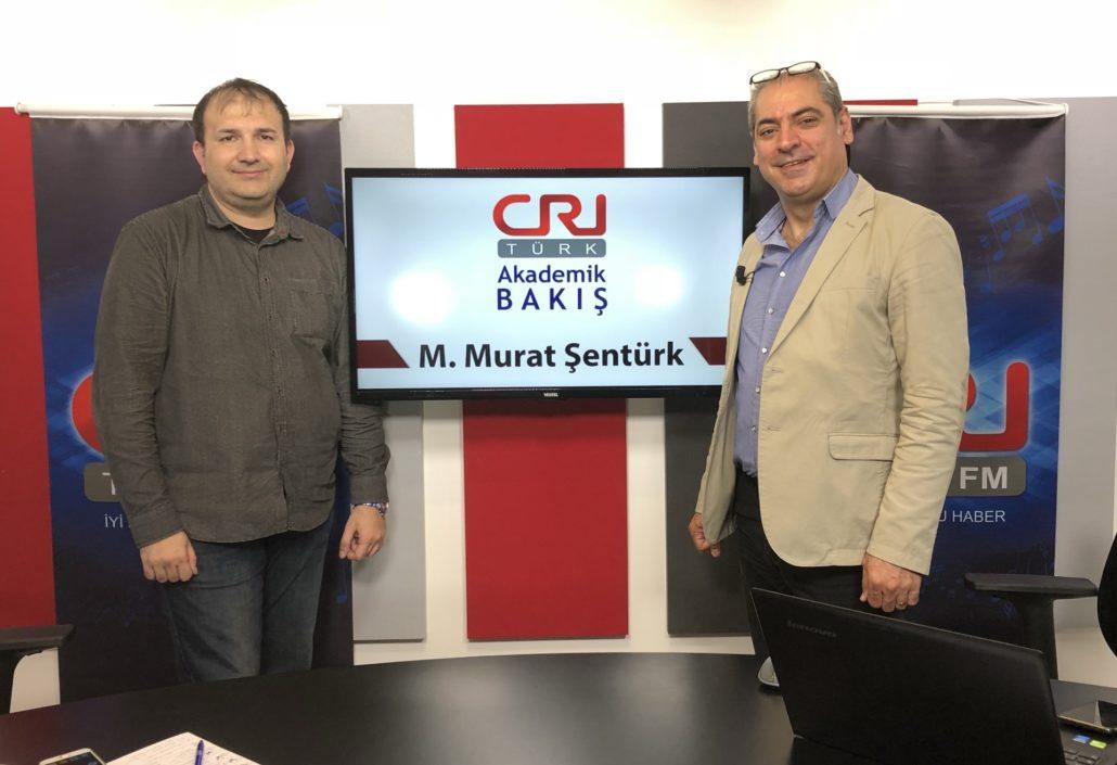 Murat Şentürk , Michael Kuyucu'ya YKS Sınavı Hakkında Bilinmeyenleri Anlattı