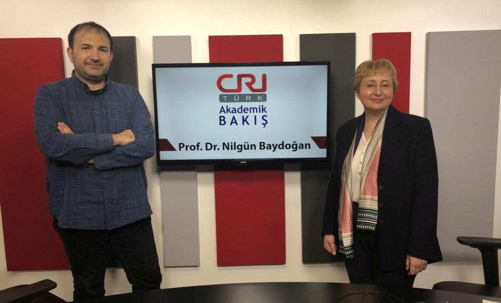"""Prof.Dr.Nilgün Baydoğan: """"Akkuyu Projesi Türkiye'ye Fayda Sağlayacak"""""""