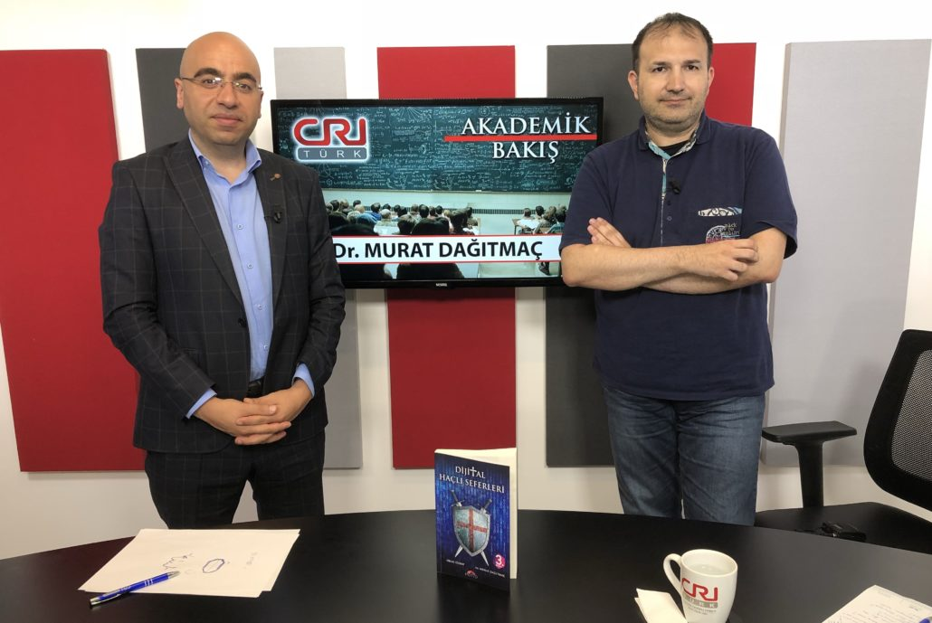 Dr. Murat Dağıtmaç, Michael Kuyucu'nun Programında Facebook ve Twitter'ın Vergi Kaçakçılığını Anlattı