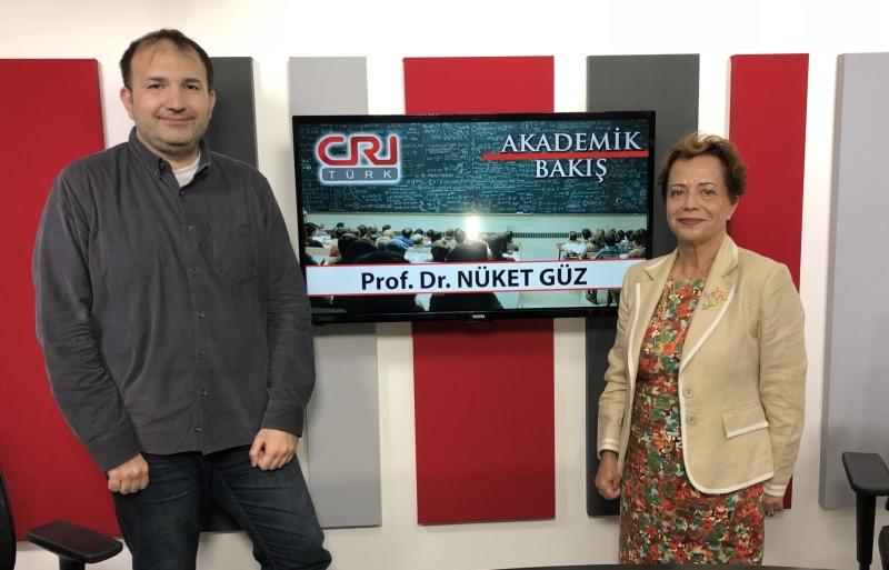 Prof. Dr. Nüket Güz: Biz Garanti Öğrenci Yetiştiriyoruz!
