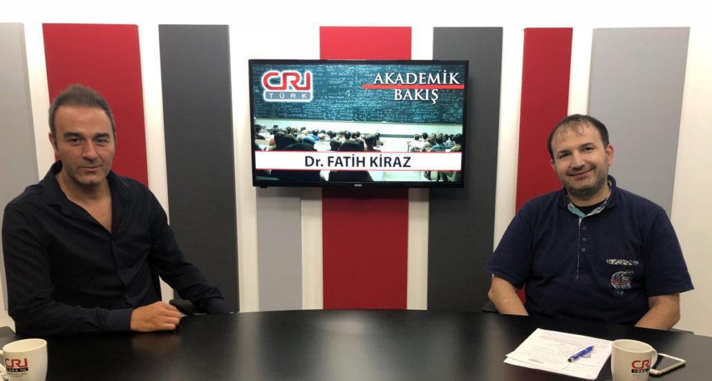 Dr. Fatih Kıraç, Michael Kuyucu'ya İstinye Ünv.'nin Yeni Açılan İşletme Bölümünü Anlattı