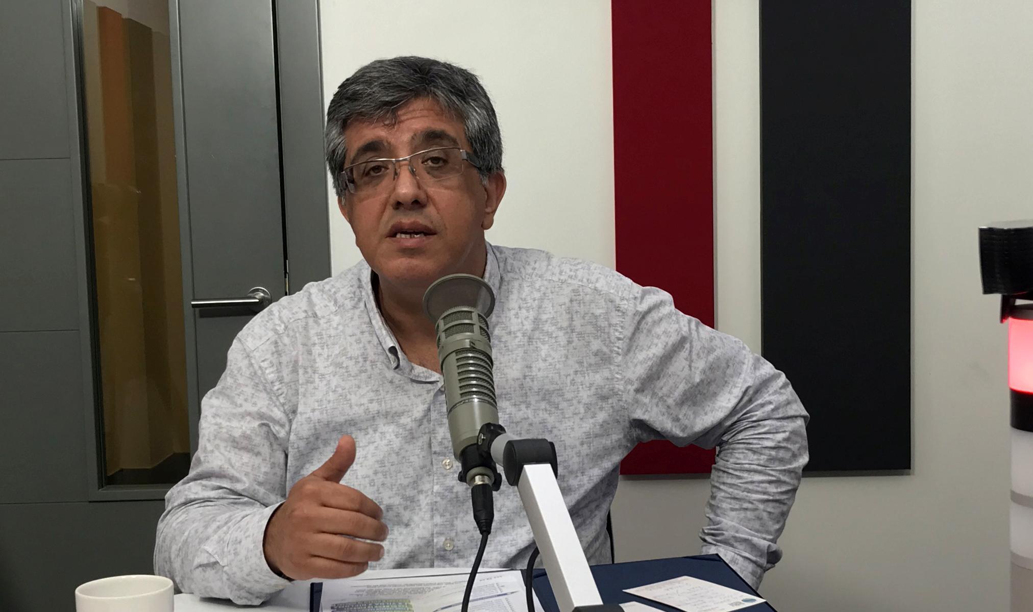 Şişli M.Y.O. Müdürü Dr. M.Sedat Bekiroğlu Akademik Bakış'ta Michael Kuyucu'nun Konuğu Oldu