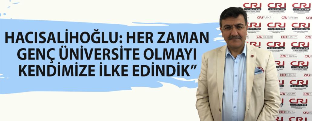 Prof.Dr. Yaşar Hacısalihoğlu Michael Kuyucu'nun Konuğu Oldu
