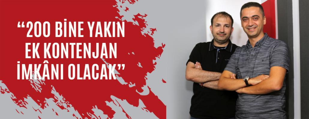 Sebahattin Kutlu Michael Kuyucu'ya Ek Kontenjanlar Hakkında Merak Edilenleri Anlattı