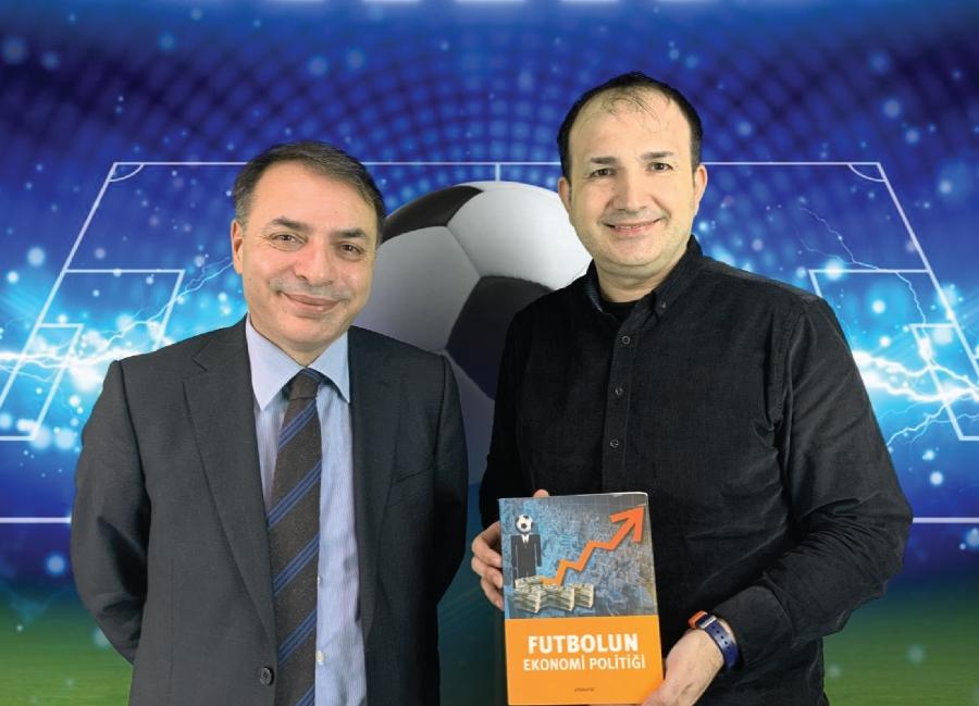Tuğrul Akşar, Akademik Bakış'ta Futbolun Ekonomik Yapısını Anlattı