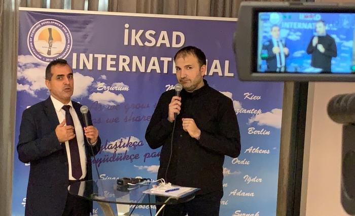 Prof.Dr. Mustafa Talas, Akademik Bakış Programına Konuk Oldu