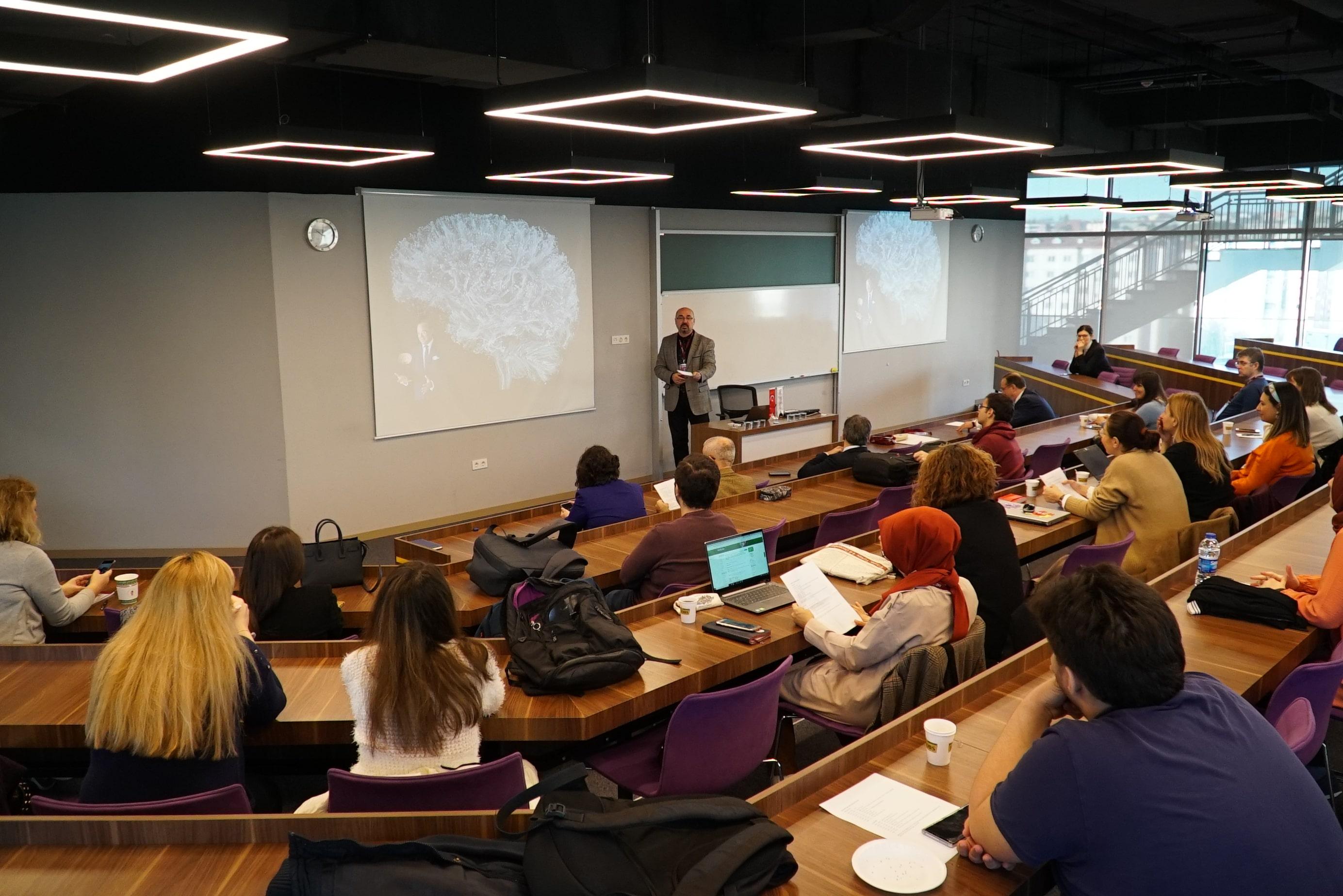 İstinye Üniversitesi Kanserde Yapay Zeka Çalıştayı Gerçekleşti