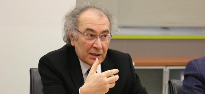 """Üsküdar Üniversitesi – Prof. Dr. Nevzat Tarhan: """"İnsanın en büyük mücadelesi nefsine karşıdır"""""""