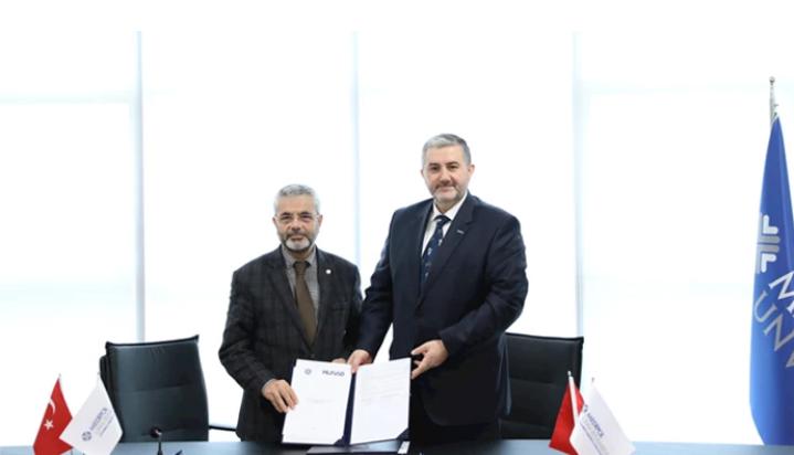 Medipol ve MÜSİAD arasında iletişim iş birliği