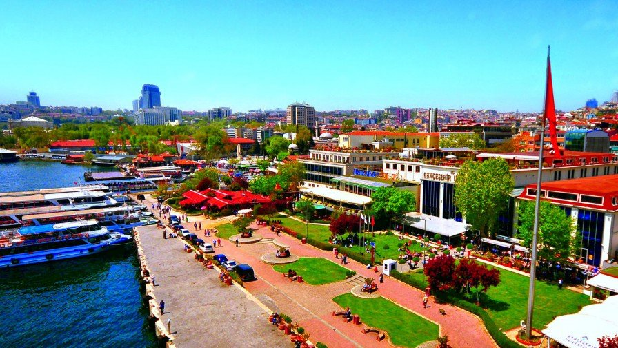 Bahçeşehir Üniversitesinin İletişim Platformu Projesi Londra'da Ödül Aldı
