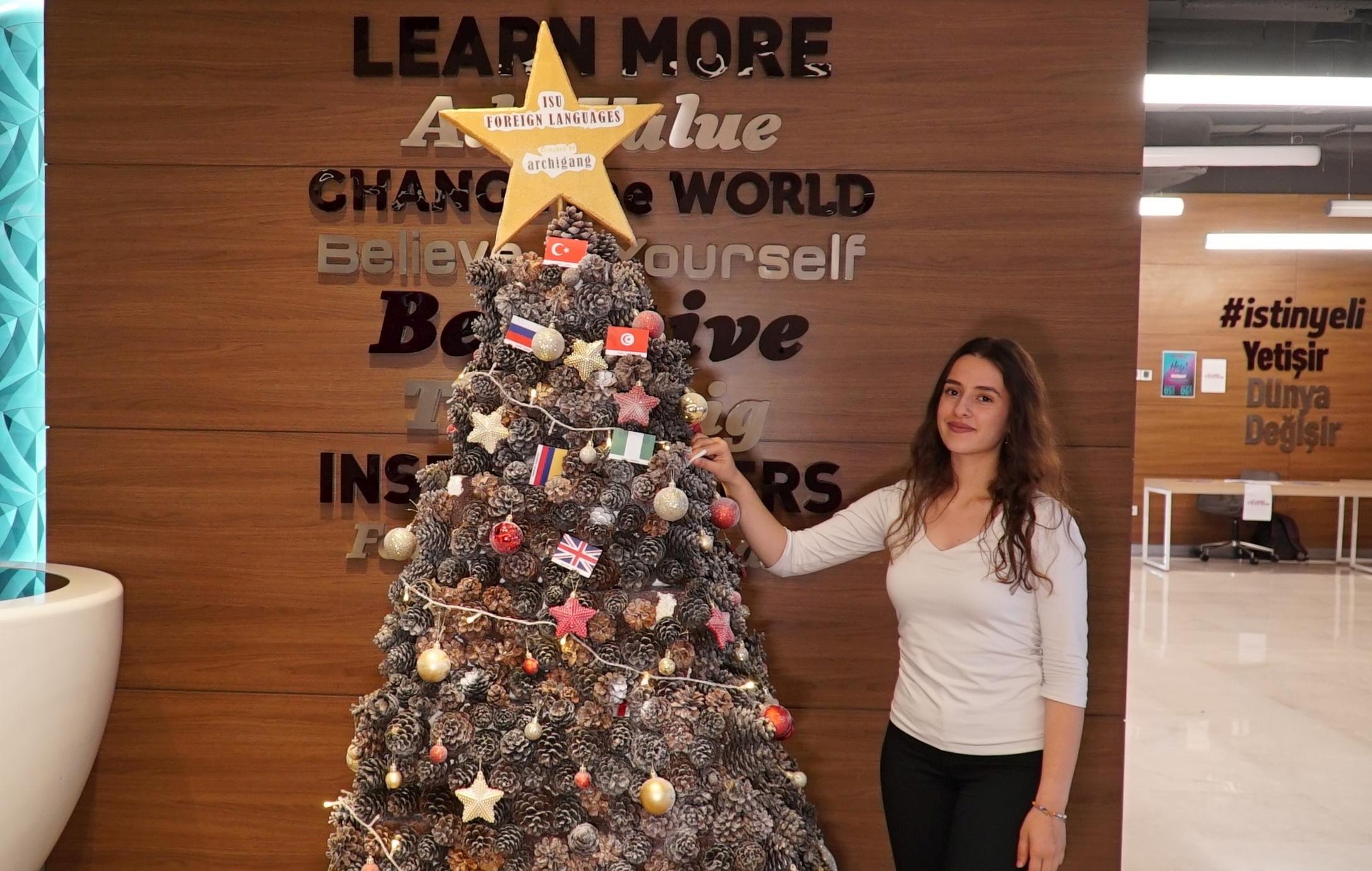 İstinye'linin Dilek Ağacı ŞanlıUrfa İçin Hediye Topluyor