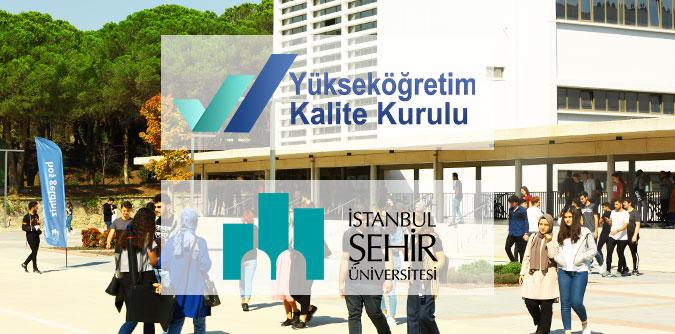 İstanbul Şehir Üniversitesi Kalite Dış Değerlendirmesini Başarıyla Tamamladı