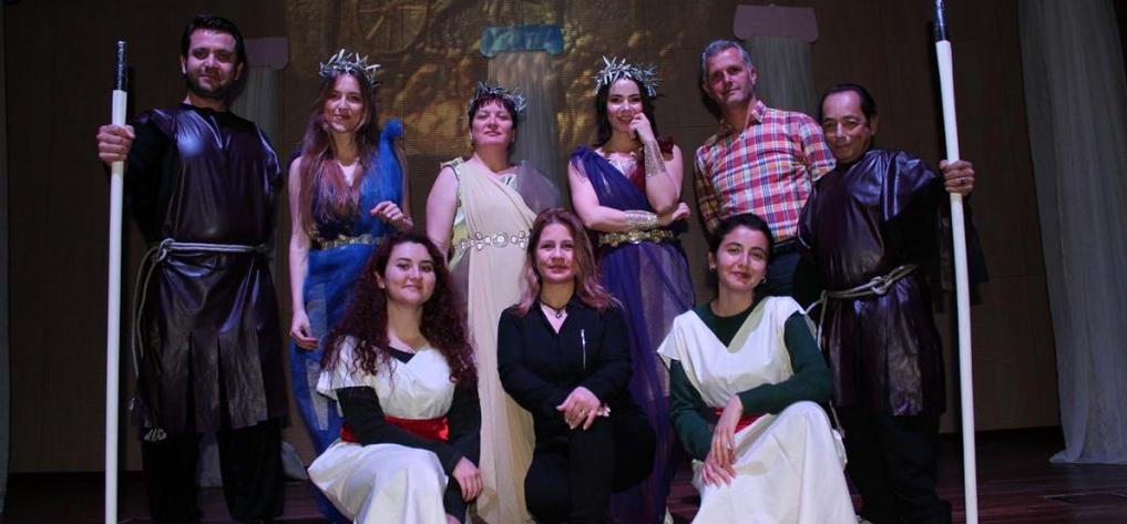 Akdeniz Üniversitesi Akademi Tiyatro Topluluğu Perdelerini Açıyor