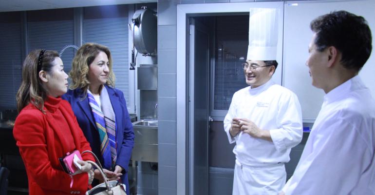 Bahçeşehir Üniversitesi – Güney Koreli Şefler ve Türk Öğrenciler Aynı Mutfakta Buluştu
