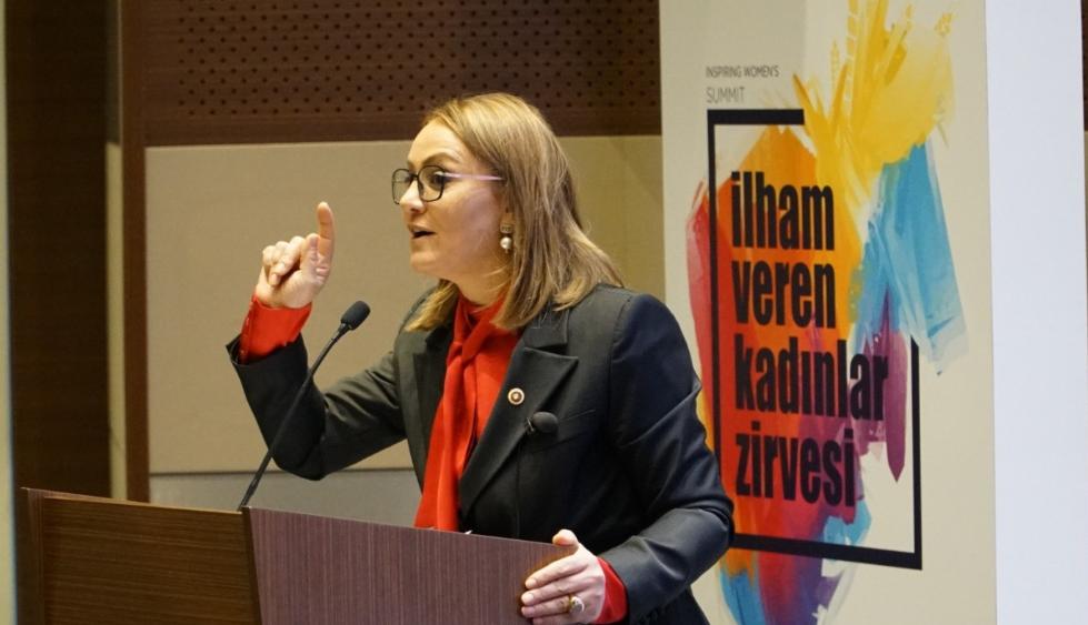 İstanbul Ticaret Üniversitesi – İlham Veren Kadınlar Zirvesi