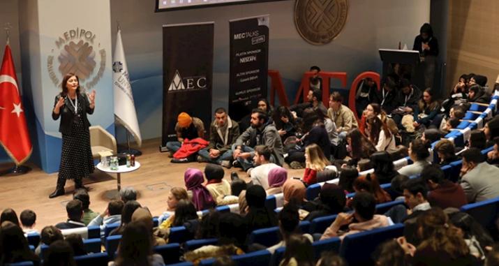 CEO'lar Medipol Öğrencileri ile Buluştu