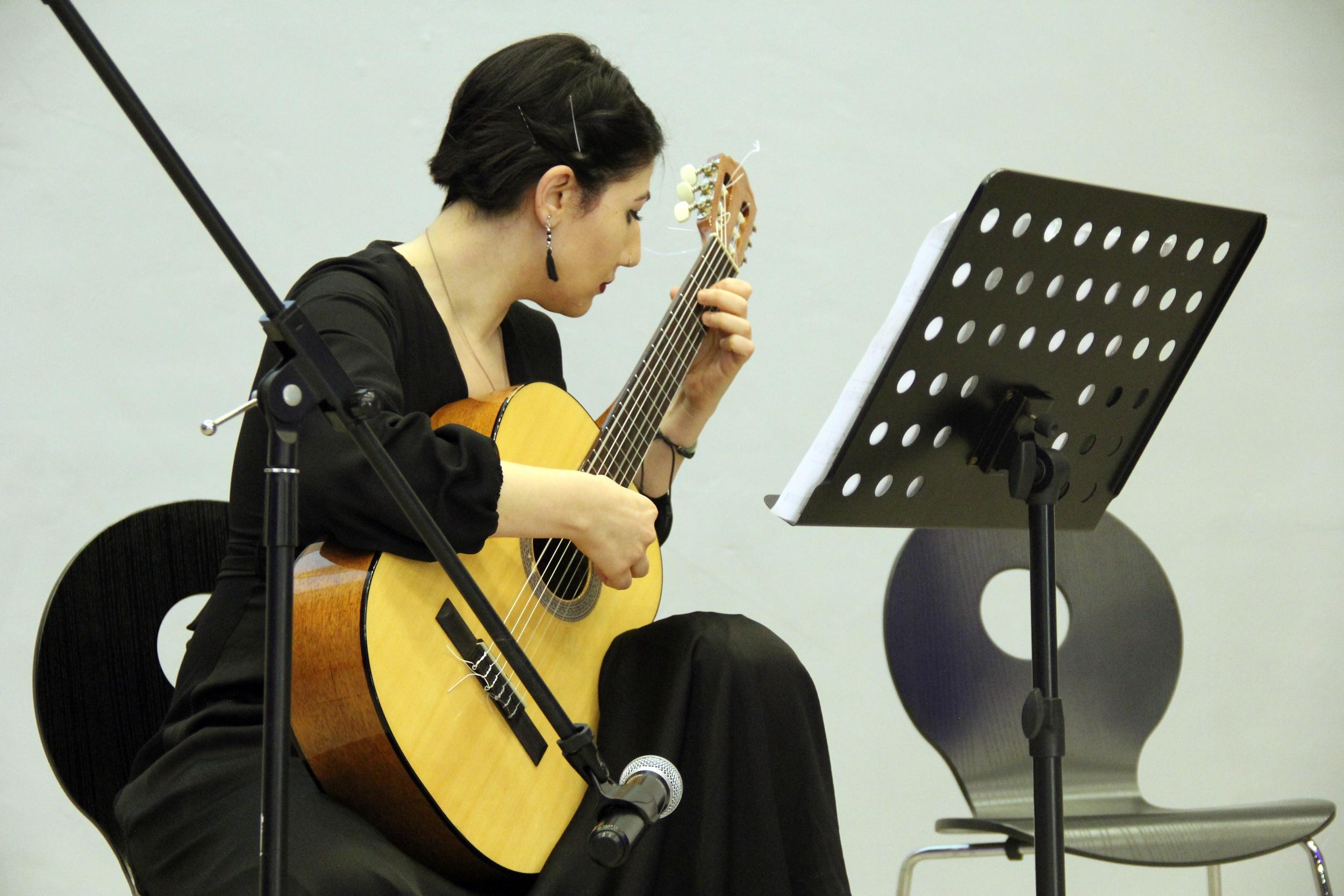 Nişantaşı Üniversitesi Müzik bölümünden Güz Dönemi Konseri