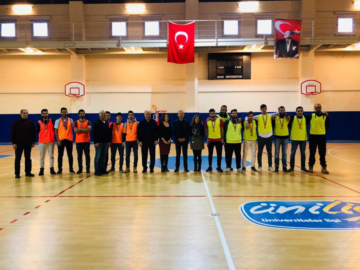 Okan Üniversitesi International Students Football Turnuvası Tamamlandı