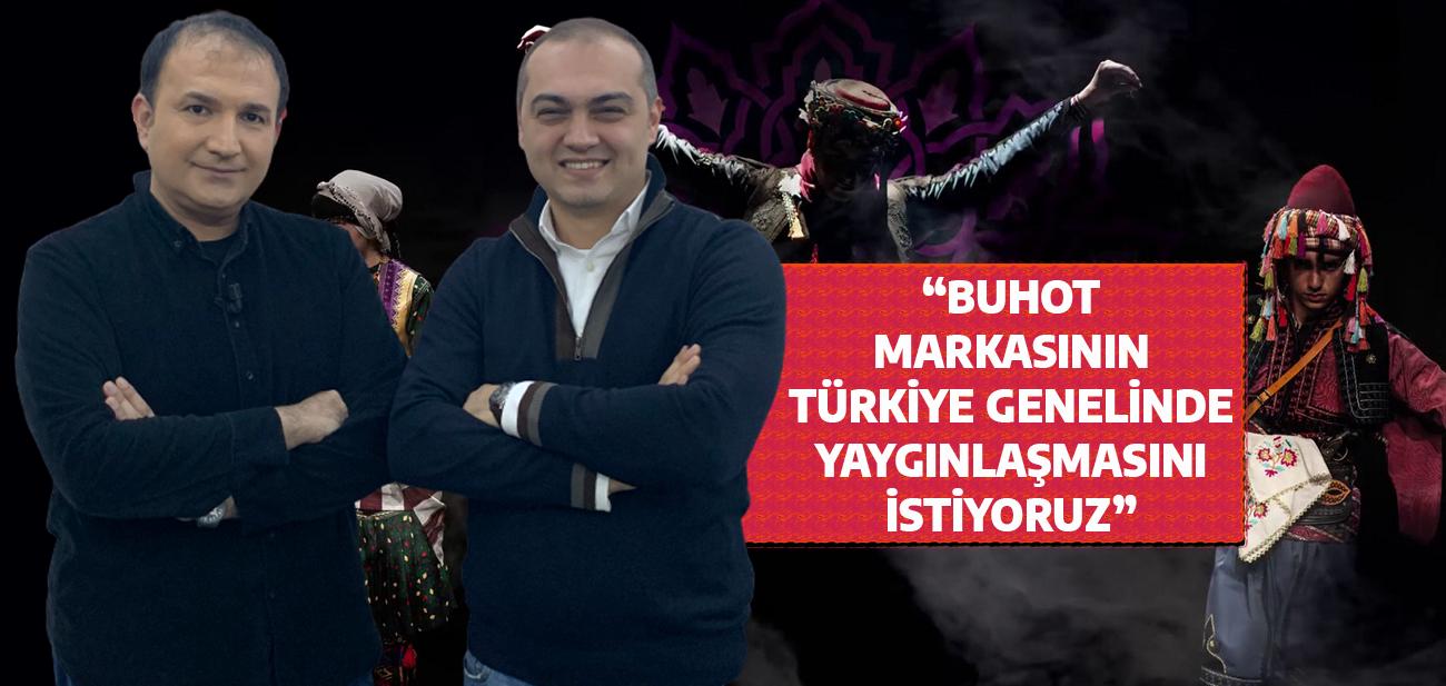 BUHOT Başkanı Okan Gürbüz  BAHÇEŞEHİR Ünv.'nin Halk Oyunlarına Verdiği Desteği Anlattı