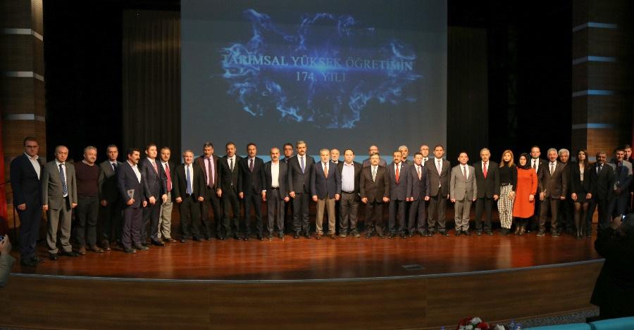 Yozgat Bozok Üniversitesi – Tarımsal Yükseköğretim'in 174. Yıldönümü Kutlandı