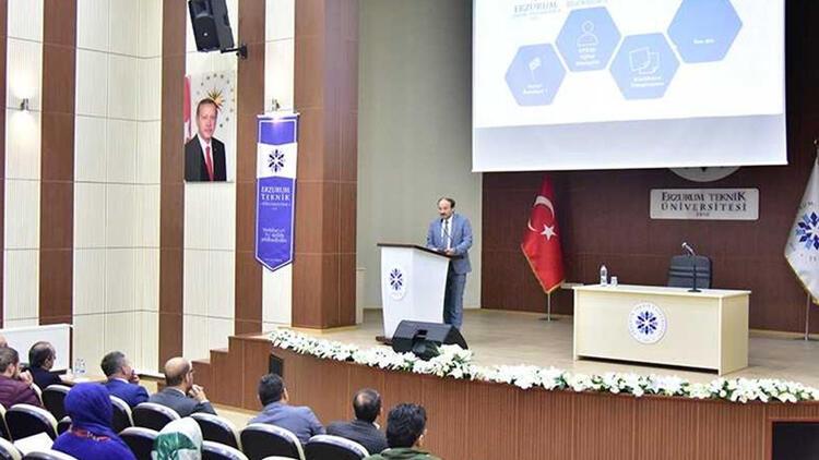 Erzurum Teknik Üniversitesi'nde Dersler Dijital Ortama Taşındı