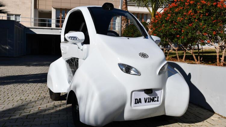 Doğu Akdeniz Üniversitesi – 'Da Vinci' Kampüste Kullanılacak