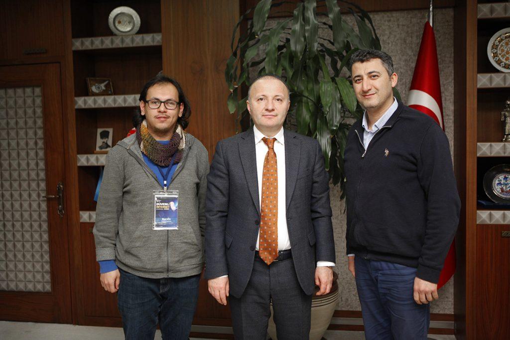 Akdeniz Üniversitesi Öğrencisi Kısa Film Yarışmasında Türkiye Birincisi Oldu
