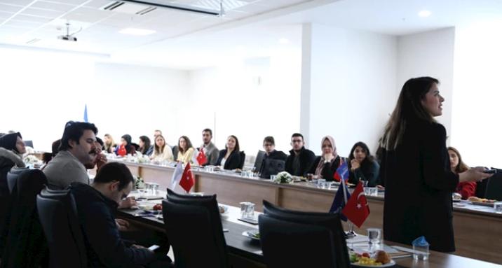 İstanbul Medipol Üniversitesi – Sosyal Bilimler MYO'dan 'Sınırları Aşan Çocuklar' Projesi