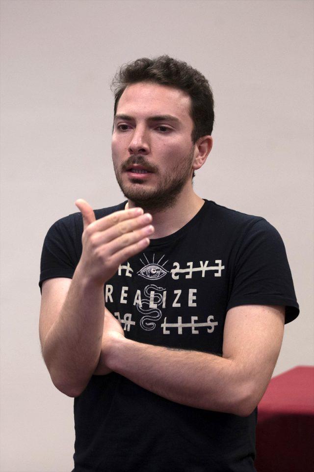 Trakya Üniversitesinde TUBİTAK Bireysel Genç Girişimci Desteği Tanıtım Etkinliği Düzenlendi
