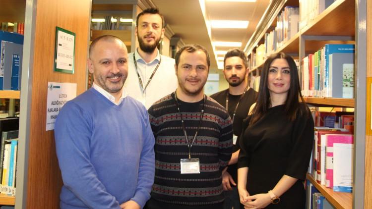Üsküdar Üniversitesi'nin Kurumsal Hafızası FTS'de Oluşturuluyor