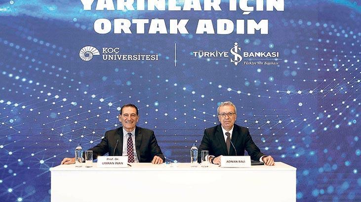 Türkiye İş Bankası ve Koç Üniversitesi 'Yapay Zekâ Uygulama ve Araştırma Merkezi' Kuruyor