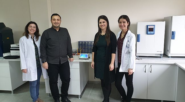 ALKÜ'de Tıbbi Cihaz Prototi Üretildi