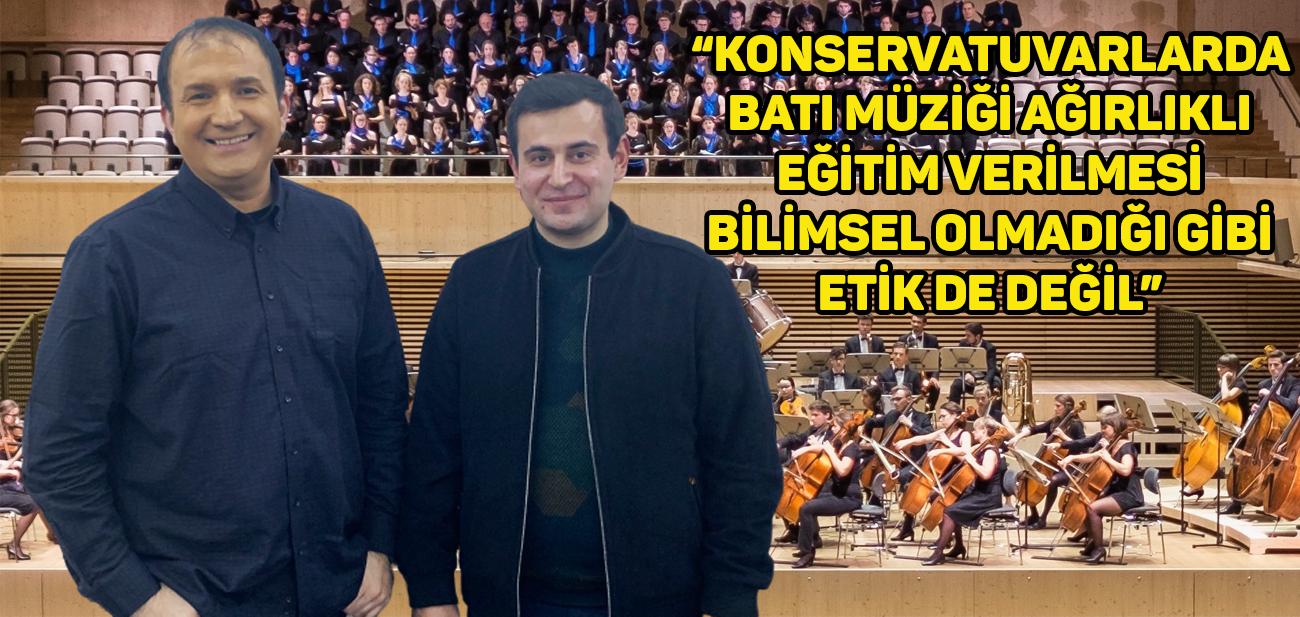 """Doç. Dr. Mehmet Halim Gençoğlu """"Türk Musikisi Edebiyatı"""" kitabını anlattı"""
