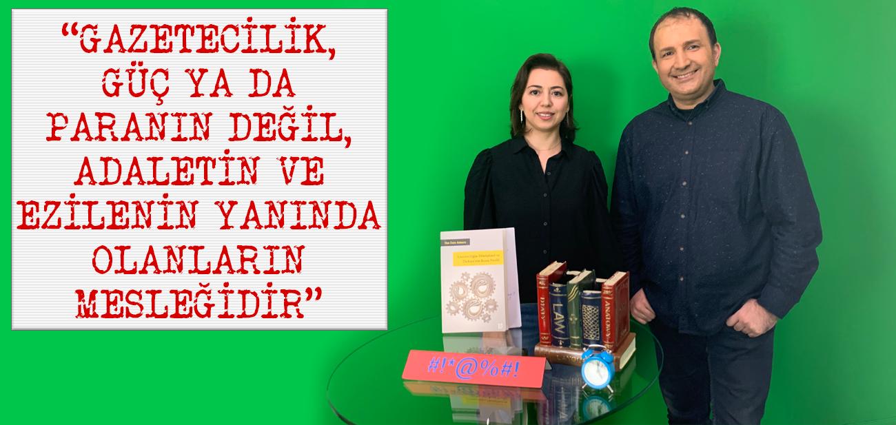 Dr. Esra Atmaca Gazeteciliğin Dönüşümünü Anlattı