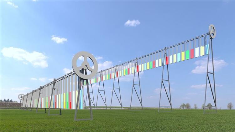 Üniversite öğrencisinden yenilenebilir rüzgar tabanlı enerji sistemi
