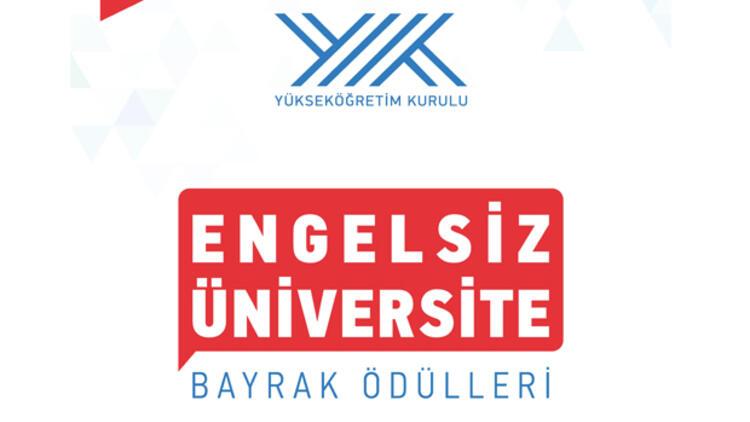 '2020 Engelsiz Üniversite Ödülleri' veriliyor