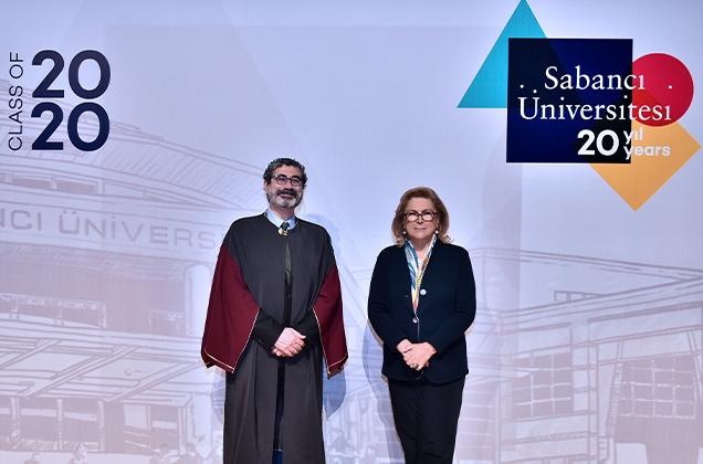 Sabancı Üniversitesi 20. Yılında Türkiye'nin İlk Kapsamlı Online Mezuniyetini Gerçekleştirdi