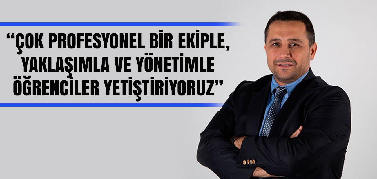 Prof. Dr. Deniz Yengin: İAÜ İletişim Fakültesinin 391 Kontenjanının Tamamı Burslu