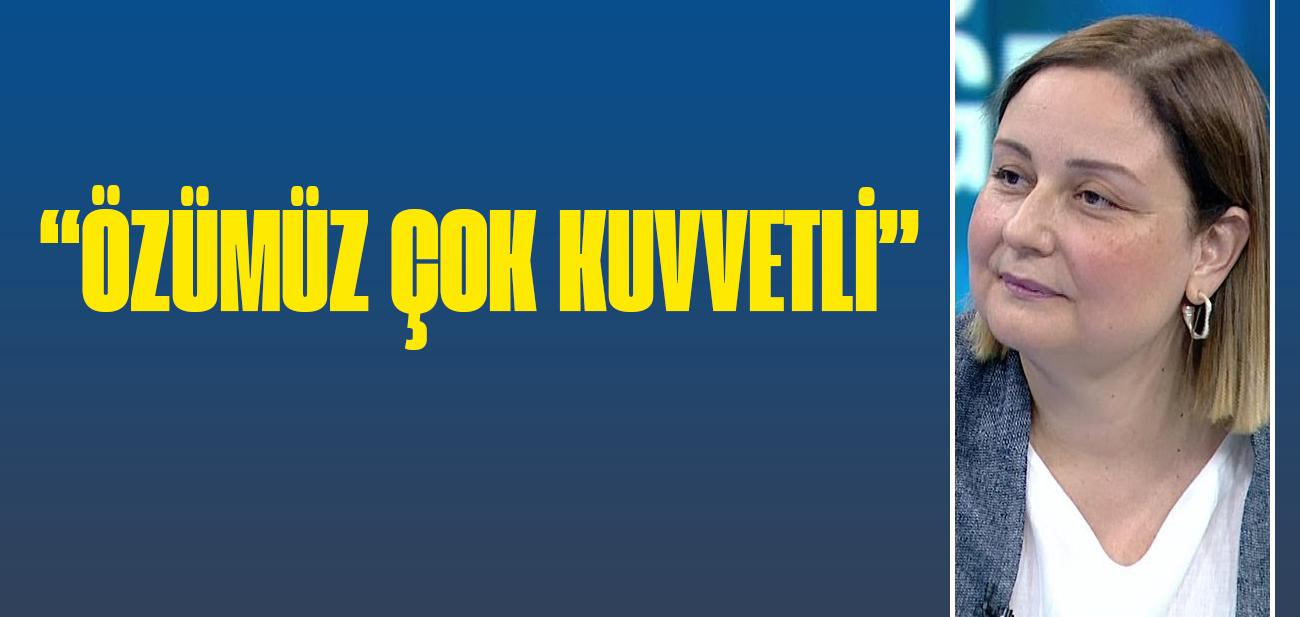 Prof.Dr. Billur Ülger Akademik Bakış'a konuk oldu