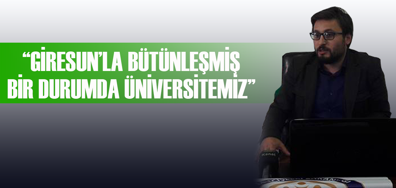 "Mehmet Akif Kara ""Akademik Bakış""a konuk oldu"