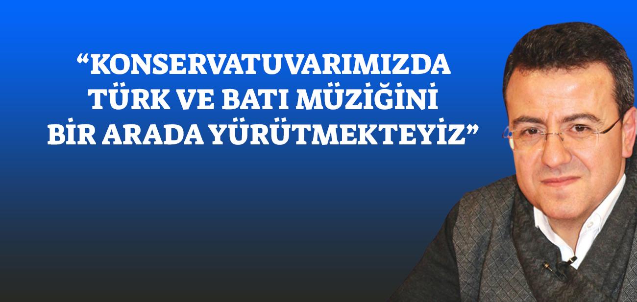 Prof. Dr. Uğur Türkmen: Türkiye'nin En Büyük Müzik Müzesi AfyonKocatepe Ünv. Devlet Konservatuvarıı Bünyesinde