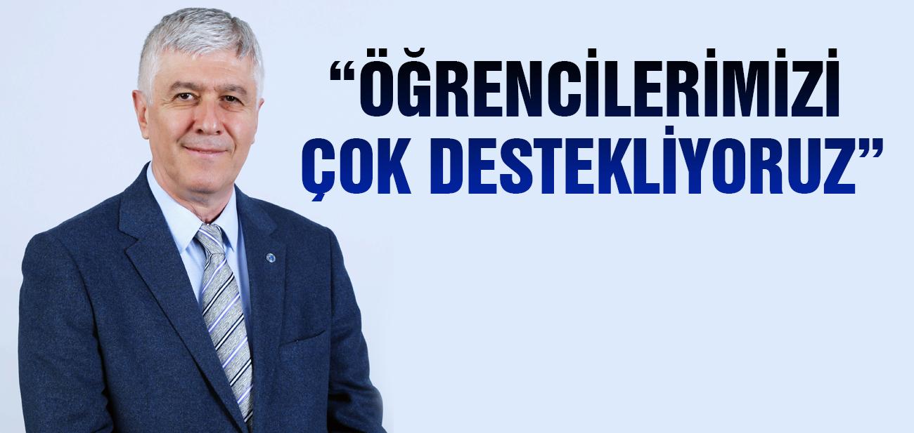 Prof. Dr. Ümit Atabek Akademik Bakış'a konuk oldu