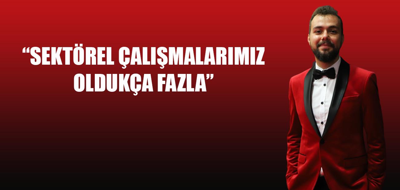"""Batuhan Kalaycı """"Akademik Bakış""""a Yozgat Bozok Ünv.'sini Anlattı"""