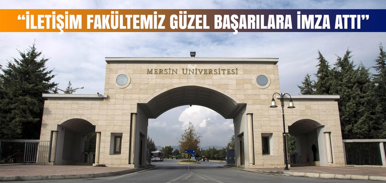 Doç.Dr. Ceren Yeğen Mersin Üniversitesi İletişim Fakültesi Hakkında Bilgi Verdi