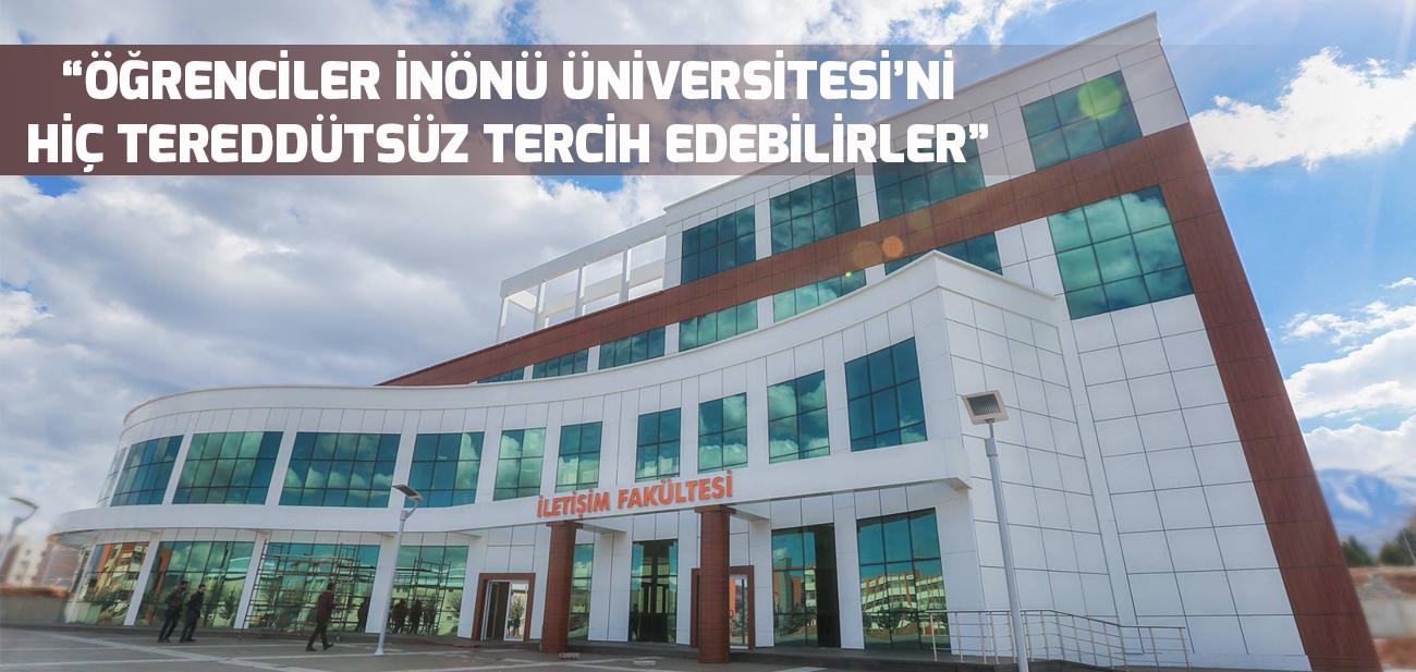 """İnönü Üniversitesi """"Akademik Bakış""""a Konuştu"""