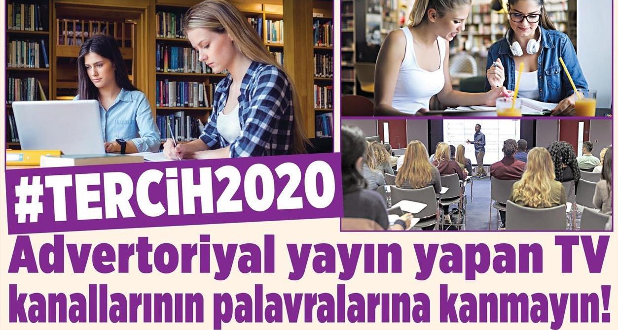 Michael Kuyucu YeniBirlik Gazetesindeki Sayfasında #Tercih2020 Önerilerini Yazdı