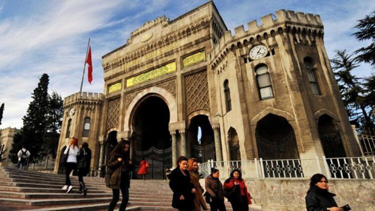 İstanbul Üniversitesi'nden uzaktan eğitim açıklaması