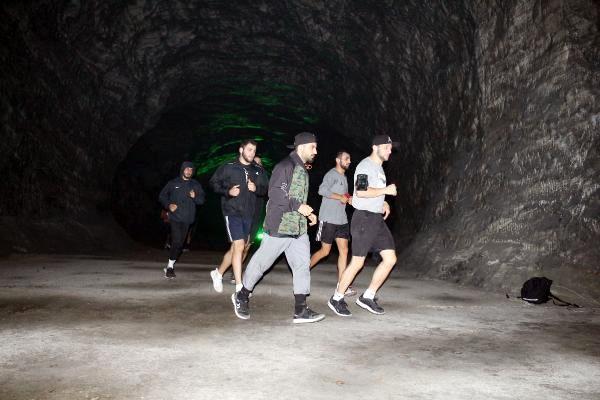 Çankırı'daki tuz mağarasının sporcu performansına etkisi bilimsel olarak inceleniyor