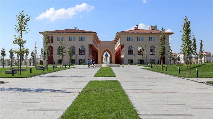 İHÜ'yü 'kampüs üniversite' kimliğine kavuşturan külliye açıldı