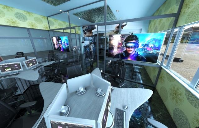 BUTGEM, mesleki eğitimde sanal gerçeklik uygulamasının en büyüğü olmayı hedefliyor